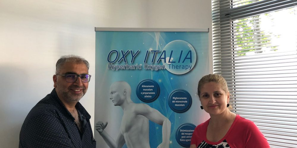 Siglato l'accordo con Oxy Italia
